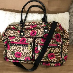 Betseyville Cheetah Travel Bag